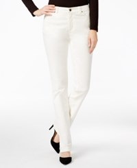 Charter Club Solid Lexington Corduroy Straight Leg Pant Only At Macy's Cloud