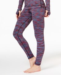 Cuddl Duds Flex Fit Long Legging Multi