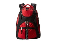 High Sierra Access Backpack Crimson Black Backpack Bags Red
