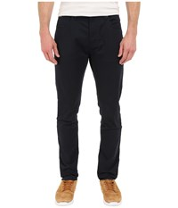 Rvca Daggers Twill Pants Carbon Men's Casual Pants Gray