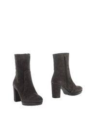 Zamagni Ankle Boots Lead