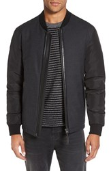 Mackage Men's 'Clarence' Down Bomber Jacket