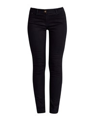 Wallis Petite Black High Waisted Jegging