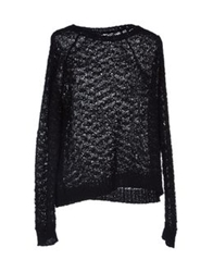 Theyskens' Theory Sweaters Black