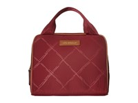 Vera Bradley Preppy Poly Lunch Cooler Claret Bags Red