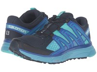 Salomon X Mission 3 Deep Blue Bubble Blue Cobalt Women's Shoes