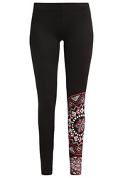 Desigual Blueville Leggings Black