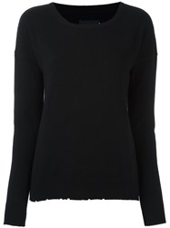 Zadig And Voltaire 'Cici' Jumper Black