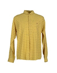 Henrik Vibskov Shirts Light Yellow