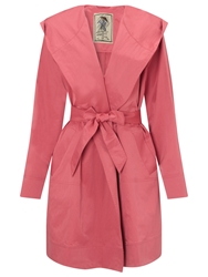 Four Seasons Hooded Wrap Jacket Candy