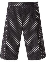 Dolce And Gabbana Polka Dot Print Tailored Short