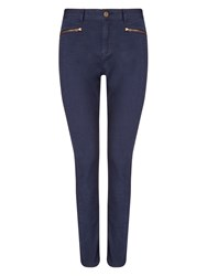 Phase Eight Victoria Seamed Jeans Navy