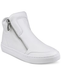 Guess Women's Josian Slip On Sneakers Women's Shoes White