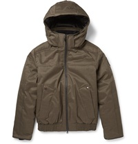 Canada Goose Rossaland Down Filled Bomber Jacket Green