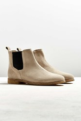 Urban Outfitters Uo Crepe Sole Chelsea Boot Tan