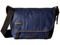 Timbuk2 Classic Messenger Bag Small Heirloom Waxy Blue Messenger Bags