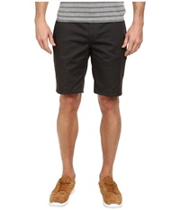 Kr3w Klassic Chino Short Carbon Men's Shorts Gray