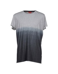 Red Collar Project T Shirts Grey