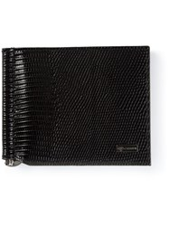 Dolce And Gabbana Classic Wallet Black