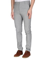 Kenzo Casual Pants Light Grey