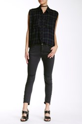 One Teaspoon Desperado Fitted Bowed Leg Jean Black