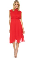 Camilla And Marc Cloud Nine Dress Tomato