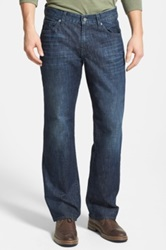 7 For All Mankind 'Austyn' Relaxed Fit Jeans Route 77 Blue