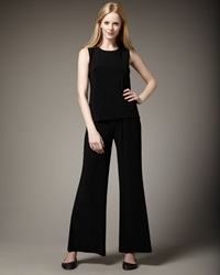 Caroline Rose Classic Wide Leg Pants Women's