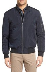 Men's Vince Camuto 'Flight' Water And Wind Resistant Bomber Jacket