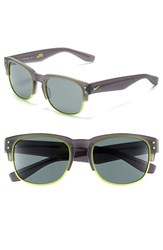 Women's Nike 'Volition' 54Mm Sunglasses Matte Crystal Grey Cyber