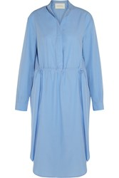 Cedric Charlier Cotton Poplin Dress