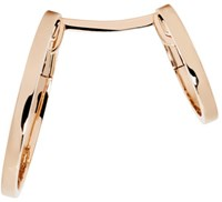 Repossi Rose Gold Small Double Berbere Earring