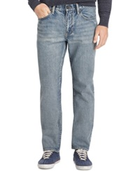 Izod Relaxed Fit Jeans Cylinder Wash