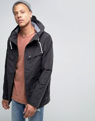 Quiksilver Seashore Jacket Black