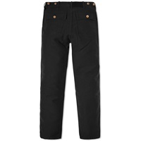 Bleu De Paname Fatigue Pant Carbon Black