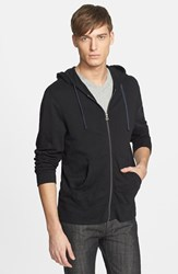James Perse Men's Classic Zip Hoodie
