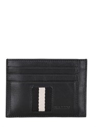 Bally Torin.T Leather Card Holder