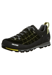 Salewa Ms Mtn Trainer Gtx Walking Shoes Blackacid