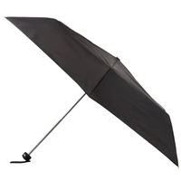 Totes Supermini Umbrella Black