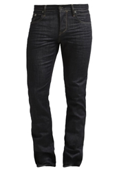 Meltin Pot Markus Slim Fit Jeans Charcoal Blue Denim