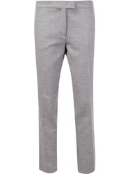 Joseph Ankle Length Pants Grey