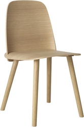Nerd Chair Oak Chair Muuto