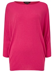 Phase Eight Becca Batwing Jumper Cranberry