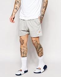 Ellesse Retro Jersey Shorts Grey
