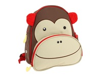 Skip Hop Zoo Pack Backpack Monkey Backpack Bags Tan