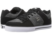 Dc Pure Tx Se Black Men's Skate Shoes