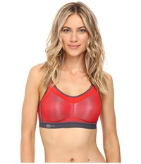 Anita Momentum Soft Cup Sports Bra 5529 Red Women's Bra