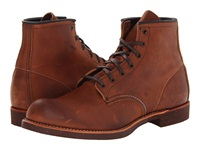 Red Wing Shoes Blacksmith 6 Round Toe Bourbon Yuma Men's Lace Up Boots Tan