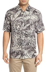 Tommy Bahama Men's Big And Tall Brazilia Batik Silk Shirt