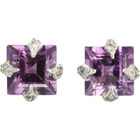 Cathy Waterman Square Studs